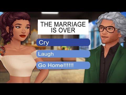 THE MARRIAGE IS OVER! | A Little More Me 2 | Episode 10