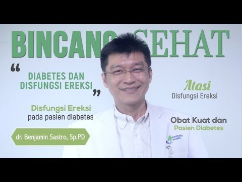 obat impotensi akibat diabetes mellitus
