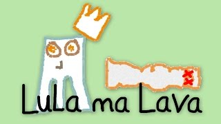 UMA LULA NA LAVA! - Draw a Stickman