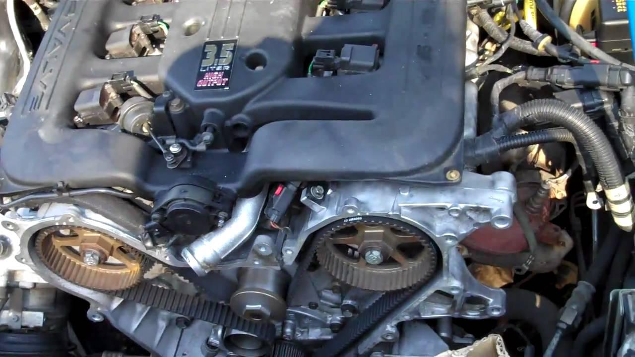 2001 Dodge Ram 1500 Water Pump