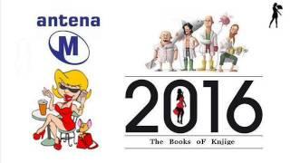 The Books of Knjige - Sandra Meduza (25.03.2016)