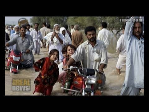 PAKISTAN: NATURAL DISASTER TO SOCIAL CATASTROPHE