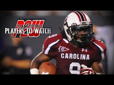 How high will South Carolina WR Ace Sanders go in the NFL Draft?