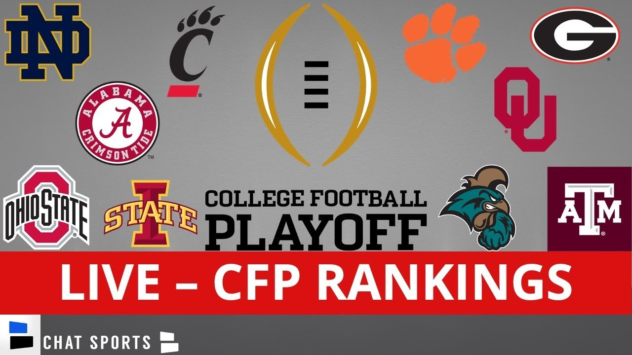 2020 College Football Playoff rankings predictions: Final Top 25