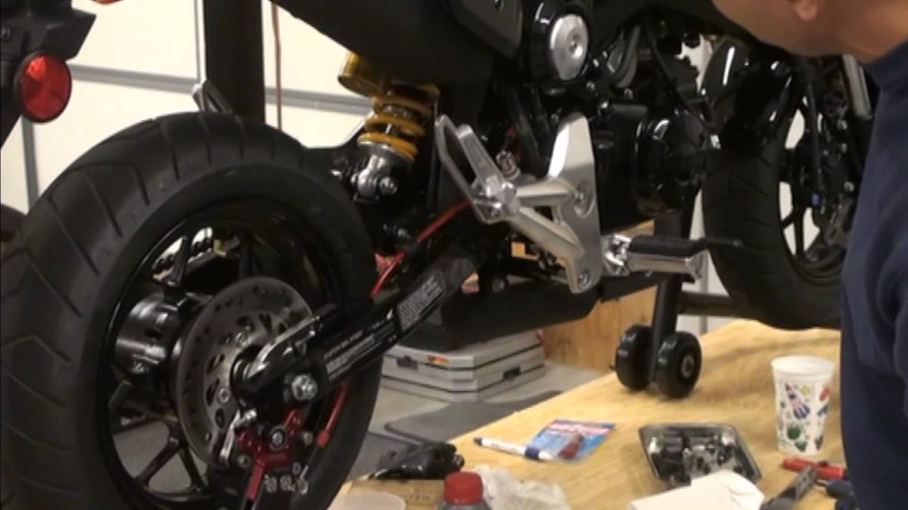 Brembo Brake Kit >> Honda Grom Custom Rear Brake Line Install (Brembo Upgrade Kit) - Great Low Prices #Hardracing ...
