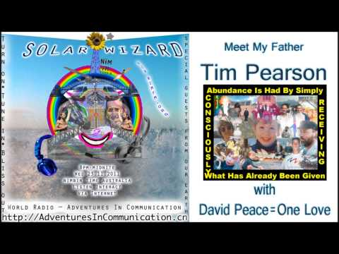 Meet Tim Pearson | My Father | Interview with David Peace=One Love