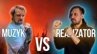 MUZYK vs REALIZATOR (ft. Człowiek Warga z kanału Z DVPY)