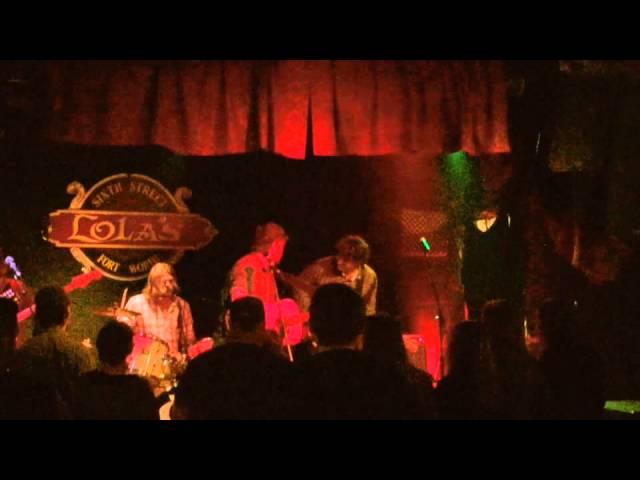 Live at Lola's Saloon