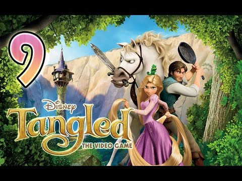 Tangled: The Video Game (Part 1) - YouTube