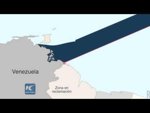 Venezuela recalls ambassador to Guyana over border dispute