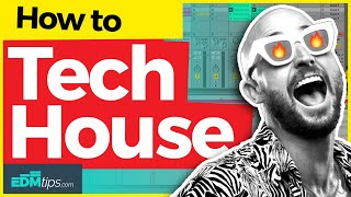 How to Make TECH HOUSE (Like FISHER, Solardo, Camelphat & Patrick Topping). WARNING: Filth 🔥