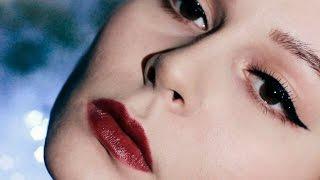 �������� ���� СТРЕЛКИ С БЛЕСТКАМИ | Новогодний макияж ������