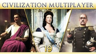 civilization v multiplayer world war chaos as russia episode 19 olympus has fallen