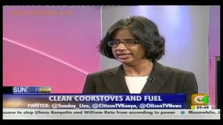 Sunday Live Interview: Clean Cookstoves and Fuel