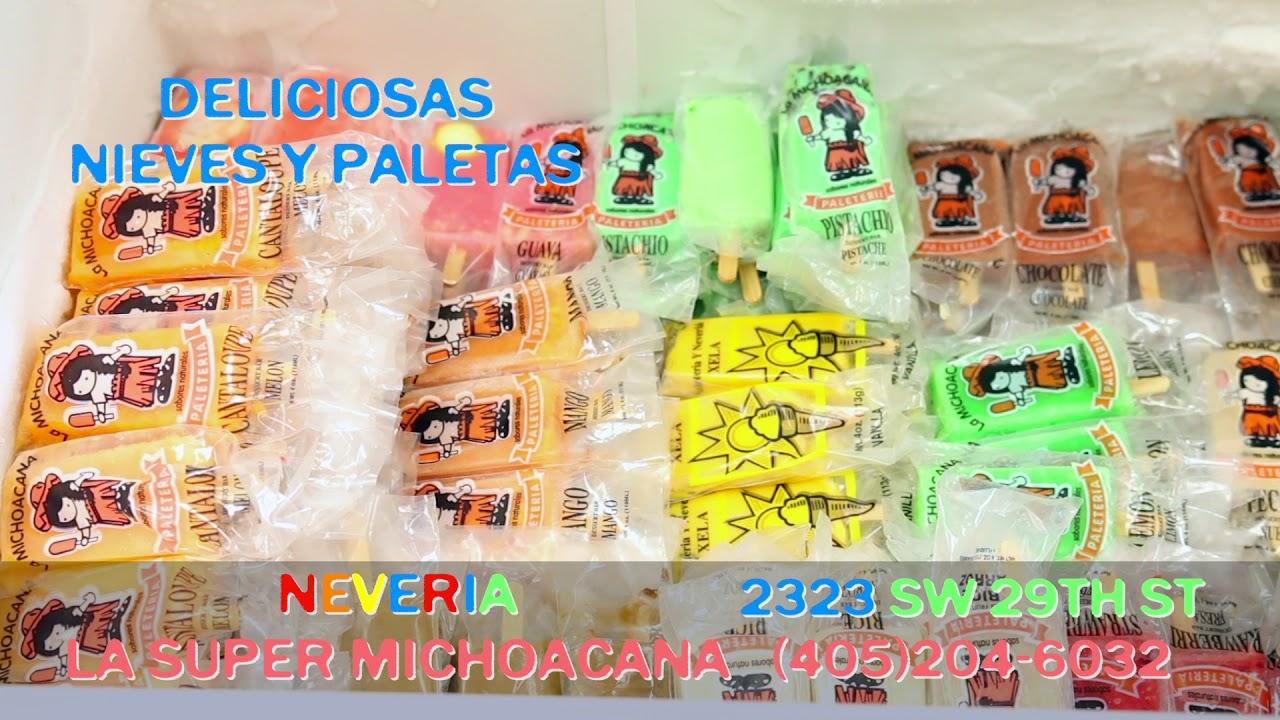 Neveria La Super Michoacana Youtube
