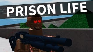 Hacking in Prison Life v2.0.2! (ROBLOX)