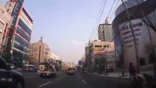 아이소라 IBOX-701 주간주행영상