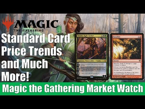 MTG Market Watch: Standard Card Price Trends and Much More