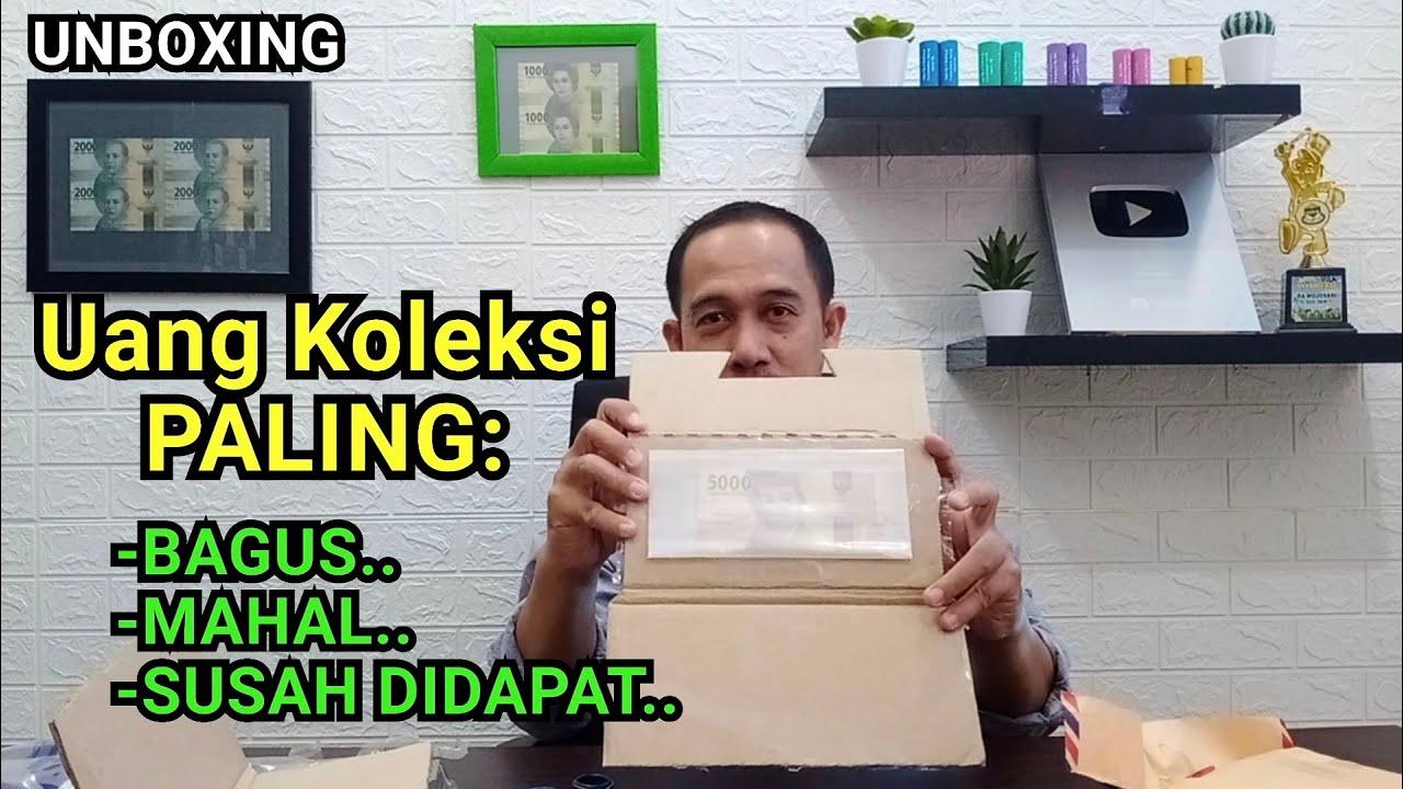 UNBOXING Uang Koleksi Paling BAGUS, Paling MAHAL & Paling SULIT Didapat. SULTAN Tidak Akan Punya!!