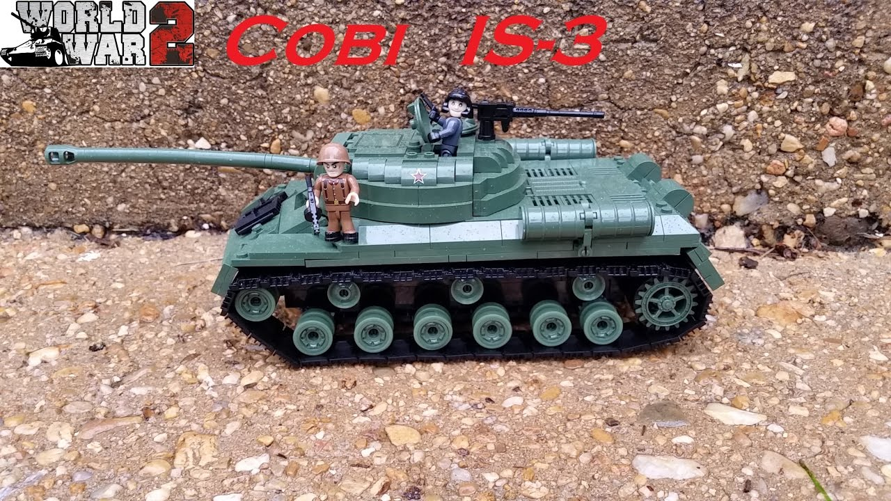 cobi small army ww2 2492 is 3 quick build review youtube. Black Bedroom Furniture Sets. Home Design Ideas