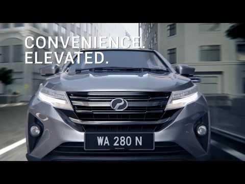 Perodua Aruz Official Product Video