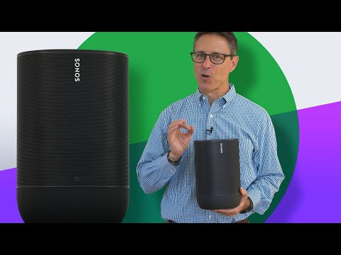 Sonos Move First look at Sonos first portable speaker