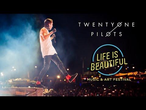 twenty one pilots - Life Is Beautiful Festival 2015 (Full Show) HD