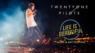 twenty one pilots - Life Is Beautiful Festival 2015 (Full Show) HD