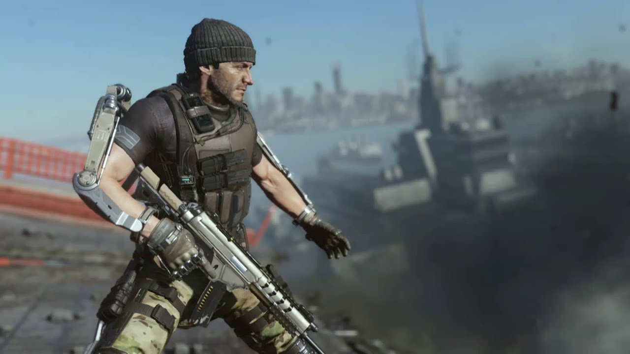 Call of Duty: Advanced Warfare - Collapse Gameplay Trailer ...