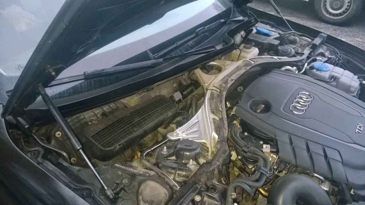 How To Install The Defa Interior Heater Cable To Audi A6