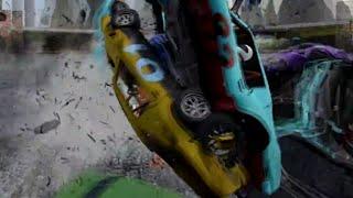 Wreckfest - Destruction Derby 2 - [3] Red Pike Arena
