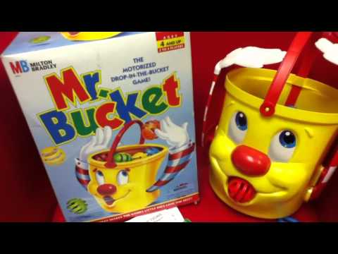 Mr. Bucket Toy, Win or Fail or Just a Bad Commercial? Toy Review by Mike Mozart