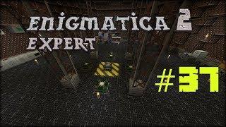 Minecraft 1.12.2 Enigmatica 2 Expert Mode Skyblock #37 Evaporation Plant z Mekanism