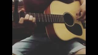 Bống Bống Bang Bang Guitar Cover |