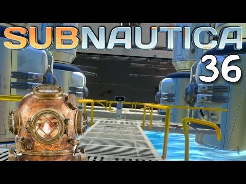"Subnautica Gameplay Ep 36 - ""How To Fix The RADIATION!!!"" 1080p PC"
