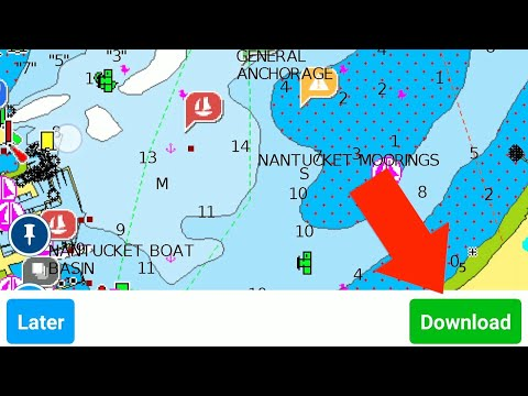 How To Download Charts In Navionics