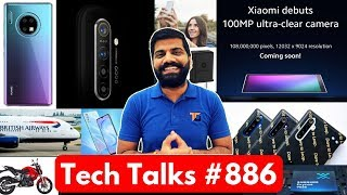 Tech Talks #888 - Xiaomi 108MP Phone, Realme 64MP, Vivo S1, Revolt RV400, Exynos 9825, Mate 30