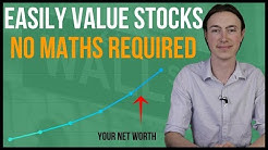 How to Find the Intrinsic Value of a Stock! [2019]