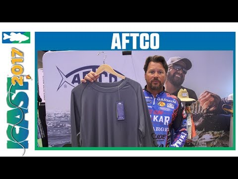 AFTCO Samurai Longsleeve And Performance Hoodie With Scott Martin | ICAST 2017