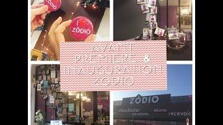 Avant -Première &  Inauguration de Zodio Plan de Campagne | Vlog