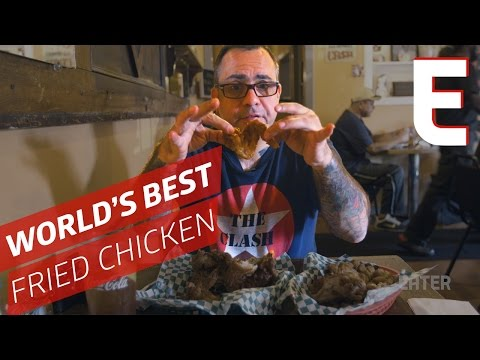 Is This the Best Fried Chicken in America? Willie Mae's Scotch House in New Orleans — The Meat Show