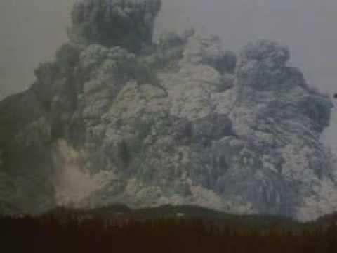 L eruption du Mont St Helens