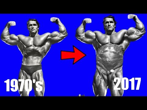 Thumbnail: What if Arnold Competed in Bodybuilding Today?