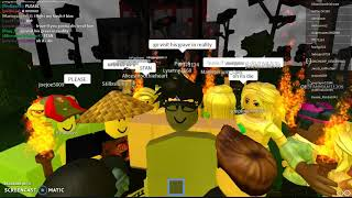 :ROBLOX stan lee's Funeral game