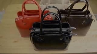 Видео обзор итальянской сумки Capaccioli CA 450035 для магазина BorsaToscana.ru