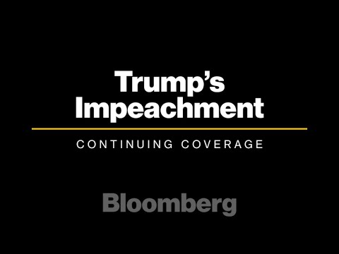 LIVE: Donald Trump's Second Impeachment Trial