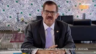 Ministro Humberto Martins - Judiciário na pandemia