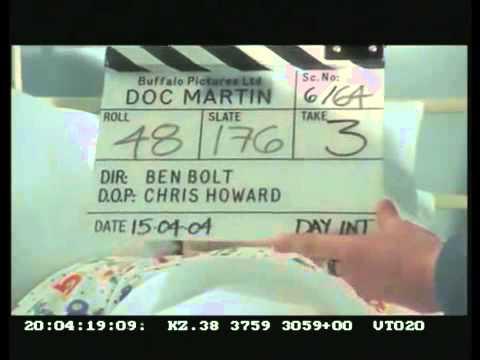 Doc Martin Outtakes  Martin Clunes