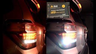 Alla Lighting LED Reverse Light Bulbs for 5Gen 4Runner