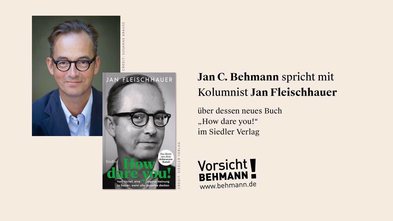 Jan fleischhauer frau